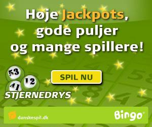 Spil bingo