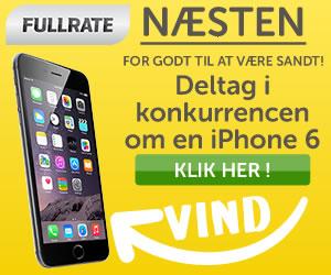 Fullrate Konkurrence Vind En Iphone 6 16 Gb